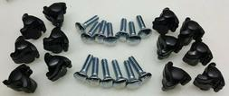 12 replacement thumb screws bolts nuts pet
