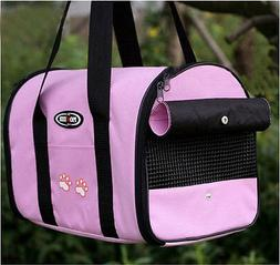5 Color Pet Carrier Dog Cat Tote Travel Carry Bag Handbag