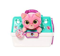 Just Play Doc McStuffins Pet Vet On The Go Pet Carrier Whisp