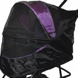 Pet Gear No-Zip AT3 Pet Stroller, Zipperless Entry, Rugged R