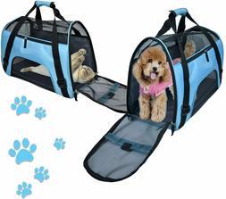 Airline Approved Dog Carrier Comfort Bag Travel Pet Carrier