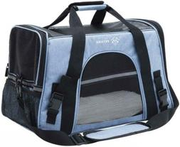 Peteme Airline Approved Pet Carrier, Soft Sided Cat Carrier