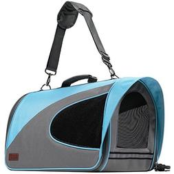 Airline Approved Pet Carrier for Cats, Small Dogs - Soft Cat
