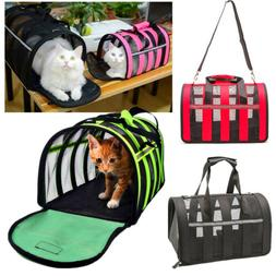 Airline Approved Pet  Carrier Folding Portable Breathable Ba