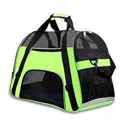 Airline Approved Pet Carrier Under Seat Soft Sided for Dogs