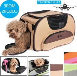 Airline Approved Sky-Max Modern Collapsible Travel Pet Dog o