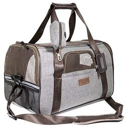 Airline Approved Soft Sided Carrier Shoulder Bag Crate Hand