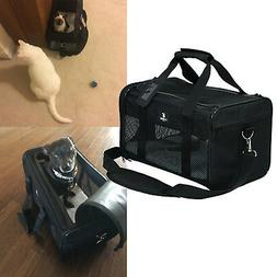 Airlines Approved Travel Pet Carrier Soft-Sided fits Under S