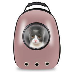 Astronaut Pet Cat Dog Puppy Carrier Travel Bag Space Capsule