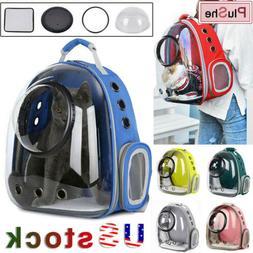 Astronaut Space Window Breathable  Travel Bag Transparent Pe