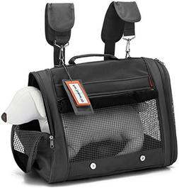 Backpack Pet Carrier in Black