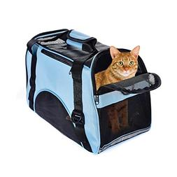 Travel Bag Pet Carrier Dog Cat Soft Sided Airline Approved S