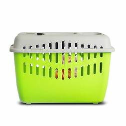 Marchioro Binny 2 Basic Top Pet Carrier - Lime/White