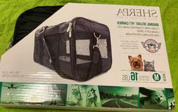 BRAND NEW SHERPA Travel Orig. Deluxe Airline Approved Pet Ca