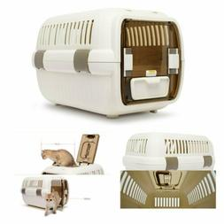 Breathable Portable Cat Carrier and Crates Cat Kennel for Ca