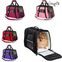 For Cat Dog Pet Carrier Bag Travel Comfort Bag Case Airline