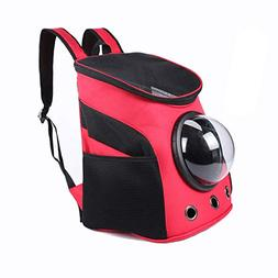 Carrier Cat Space Capsule Shaped Pet Travel Carrying Breatha