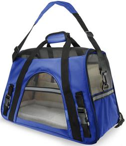 Oxgord Comfort Carrier Soft-Sided Pet Carrier , Small Minera