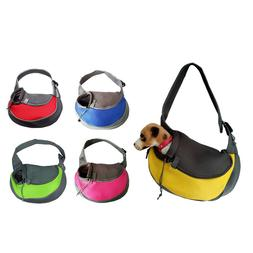 Comfort Pet Dog Carrier Outdoor Travel Handbag Pouch Mesh Ox