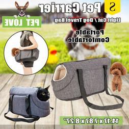 Comfort Pet Dog Handbag Carrier Travel Carry Shoulder Bags F