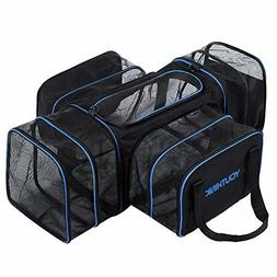 """Crate Roomy Travel Carriers Cat Dog Pets up to 20 lbs 20"""" x"""