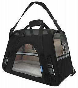 DAY TO DAY IMPORTS INC LG BLK Pet Carrier PTCR01-LG-BK