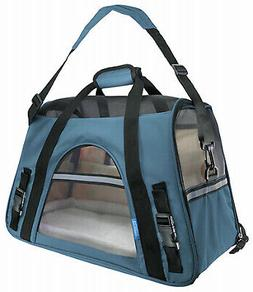 DAY TO DAY IMPORTS INC LG BLU Pet Carrier PTCR01-LG-BL