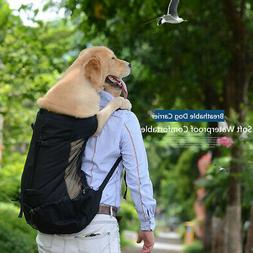 Dog Bag Carrier Pet Dog Backpack for Extra Large Dogs for Ri