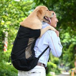 Dog Bag Carrier Pet Dog Backpack for Large Medium Large Dogs