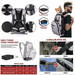 Dog Carrier Backpack For SMALL & MEDIUM Dogs Multifunction P