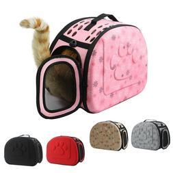 Dog Carrier Bag Pet Cat Travel Comfort Handbag Puppy Portabl