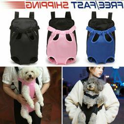 Dog Carrier Cat Puppy Pet Front/Back Backpack Shoulder Carry