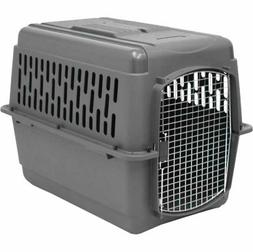 Dog Carrier Crate Animal Pet Flying Airline Transport Extra