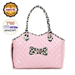 Dog Carrier Purse Pet Travel Bag Cat Portable Handbag,Soft S