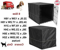 Dog Crate Kennel Cover Extra Large Breed Pet Cage Huge Foldi