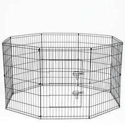 Dog Exercise Pen Pet Playpens for Large Dogs - Puppy Playpen