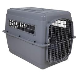 Dog Travel Pet Kennel Crate Cat Cage Carrier Large Portable