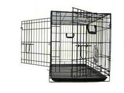 Pet Tek Dreamcrate Professional Series 400 2-Door Crate 36 I