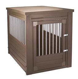 New Age Pet EHHC103L EcoFlex Habitat-n-Home Inn Place Crate/