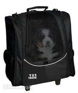 """Escort Pet Backpack Carrier Pet Gear 5-in-1 14""""L x 9""""W x 19"""""""