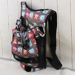 Amyove Etbotu Pet Bag Front Chest Owl Backpack Practical Out