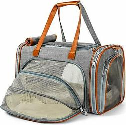 Expandable Airline Approved Soft Sided Pet Carrier - Under S