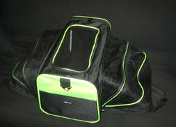 Peak Pooch Expandable Foldable Airline Approved Pet Carrier