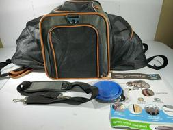 EXPANDABLE PET CARRIER - AIRLINE  APPROVED BY PET PEPPY NEW