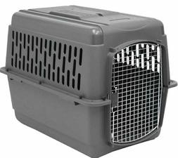 Extra Large Dog Crate Pet Kennel Airline Approved Travel Car