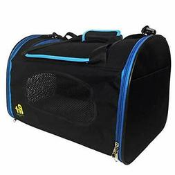 Pet Magasin Foldable Carrier Waterproof, Collapsible Soft Tr