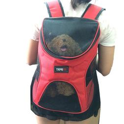 <font><b>Pet</b></font> Dog Backpack <font><b>Carrier</b></f