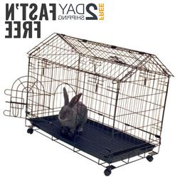 "Kennel-Aire ""A Frame Bunny House"