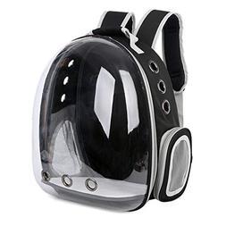 Goodqueen Breathable Transparent Capsule Pet Cat Puppy Trave
