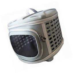 Pet Magasin Hard Cover Collapsible Cat Carrier - Travel Kenn
